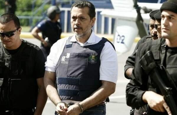 João Arcanjo está em Campo Grande desde outubro de 2007,quando veio transferido de Cuiabá. (Foto: Arquivo)