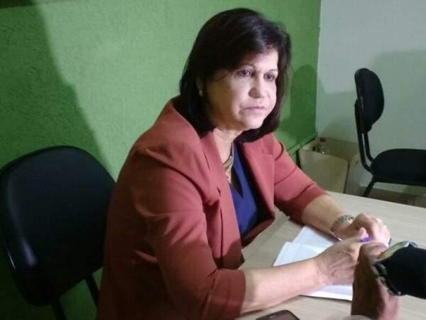 Secretaria de educação. Ilza Mateus. (Foto: Yarima Mecchi)