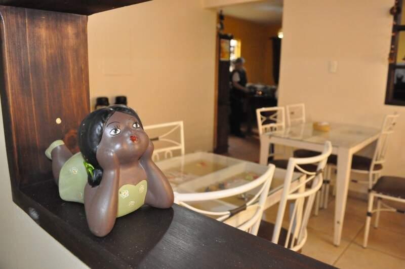 As mesas estão dividias em salas para garantir um ambiente aconchegante.  (Foto: Marcelo Calazans)
