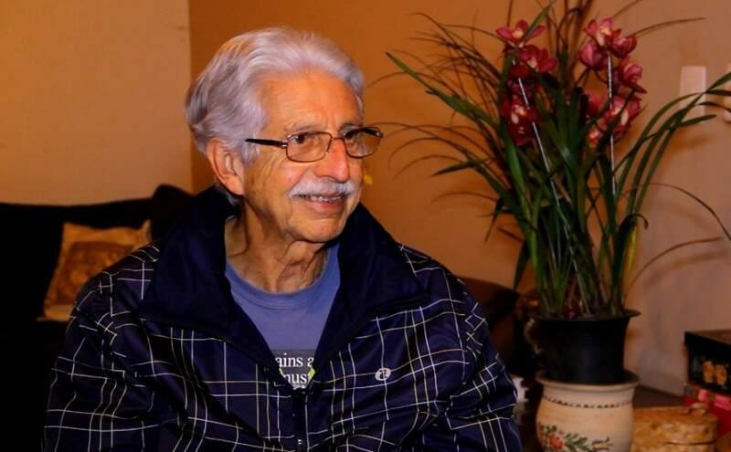 O arquiteto Manoel Capilé, neto de Major Capilé, pioneiro de Dourados (Foto: Chico Leite/Divulgação)