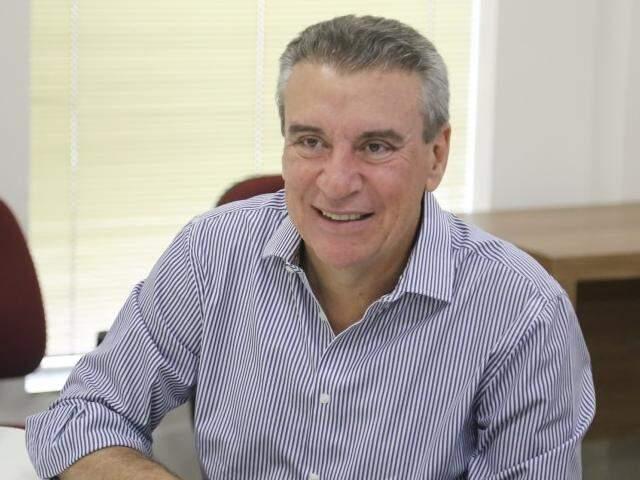 Corrêa teve 3 dos 5 votos possíveis e ficou com indicação do PSDB para disputar o comando da Assembleia. (Foto: Paulo Francis)