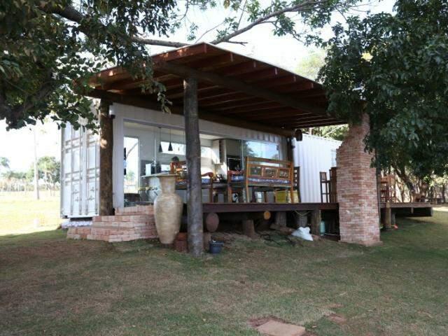 Casa tem 70 m² de área útil. (Foto: Marcelo Victor)