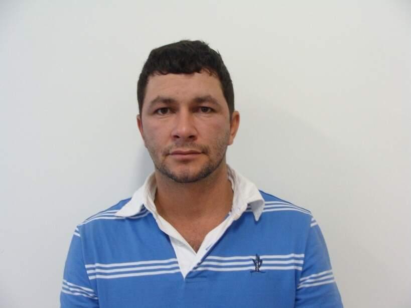 """Silvério Acosta Antunes, o """"Marquinhos"""", 38 anos. (Divulgação)"""
