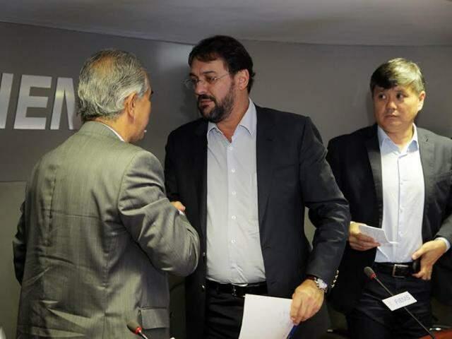 Ao fim do evento, representantes do empresariado saíram satisfeitos com os esclarecimentos (Foto: Divulgação)
