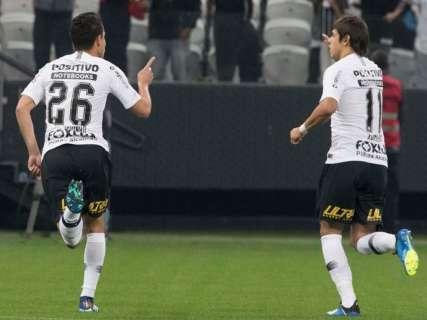 Corinthians não da trégua e faz 2 a 0 sobre o Botafogo na Arena