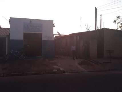 Homem de 43 anos é atingido na cabeça por bala perdida no Tiradentes