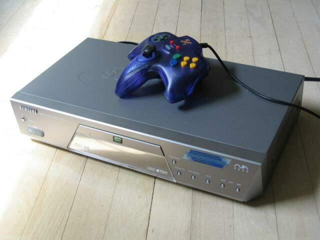 Em 2000 uma desconhecida companhia criava novo videogame: o Nuon