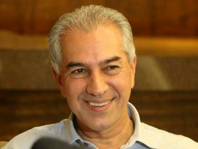 Reinaldo agradeceu eleitores, que segundo ele entenderam necessidade de medidas duras. (Foto: Paulo Francis)