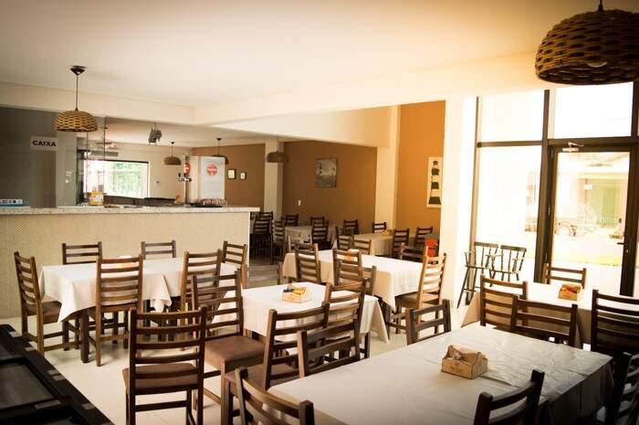 Desde o mês passado, o restaurante tem lançado novidades que atendem a toda a família (Foto: Humberto Kawahata Barreto)