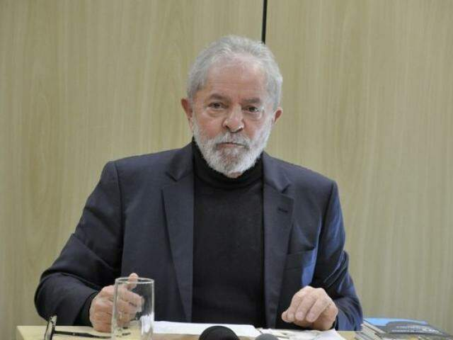 O ex-presidente Luiz Inácio Lula da Silva está preso desde abril  de 2018 e deve ser solto ainda nesta sexta. (Foto: Ricardo Stuckert)