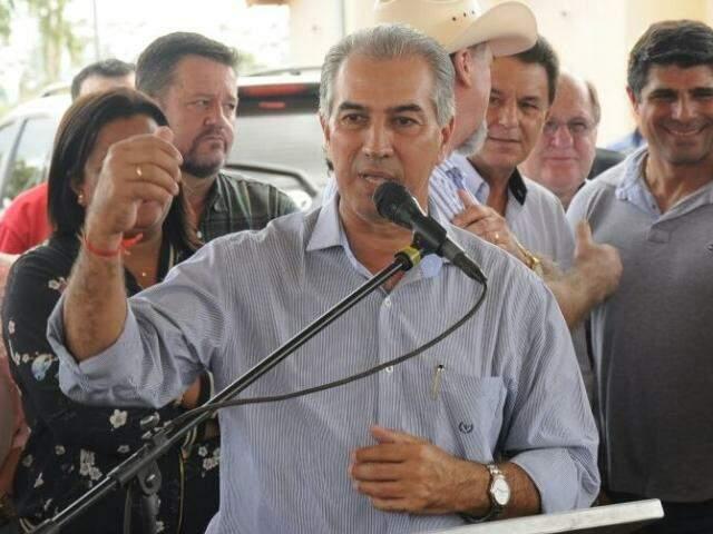 Reinaldo afirma que governo concentra esforços para manter um alto número de cirurgias eletivas. (Foto: Paulo Francis)