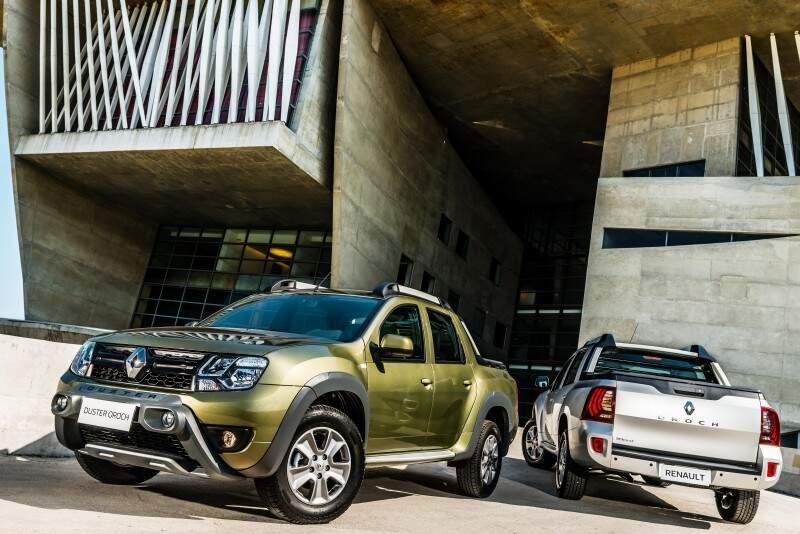 Fotos divulgação Renault