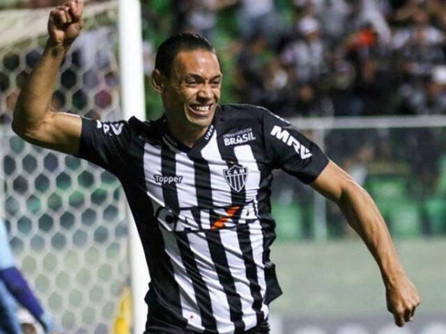 Ricardo Oliveira marcou um dos gols do embate. (Foto: Divulgação/CAM)
