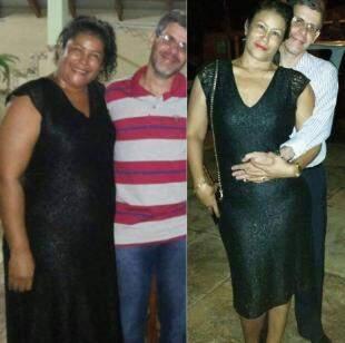 Antes e Depois Ana Rachel - Foto Divulgação