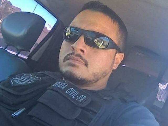 Jorge Fernando Brito tinha 30 anos e deixa uma filha de 11 (Foto: Reprodução/Facebook)