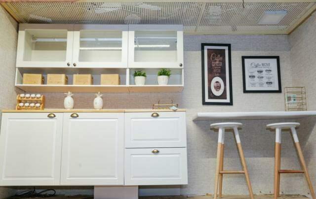 Loja também é inspiração para transformar do quarto a cozinha. (Foto: Kisie Ainoã)