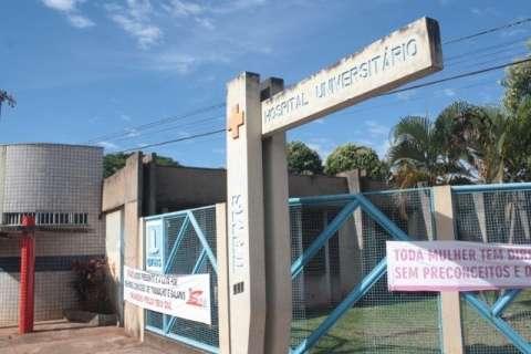 Hospital Universitário de MS suspende 40% dos exames por falta de material