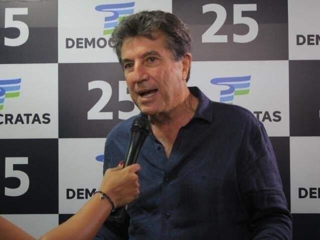Murilo, futuro vice, também foi confirmado na Seinfra no segundo mandato de Reinaldo. (Foto: Arquivo)
