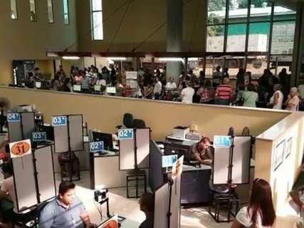Mais de 120 mil eleitores ainda não fizeram cadastramento da biometria