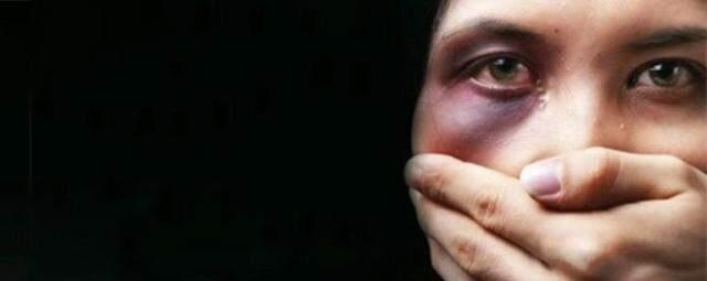 Imagem de campanha para aumentar denúncias de violência contra a mulher.