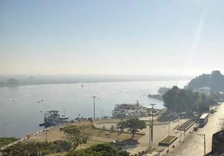 Com 309 focos em julho, Corumbá é campeã de queimadas no País