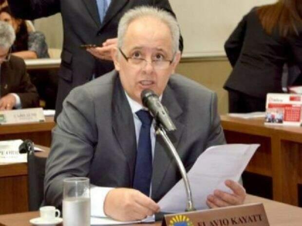 Deputado Flávio Kayatt, do PSDB, entrega nesta sexta-feira o relatório final da CPI da JBS (Foto: AL/Divulgação)
