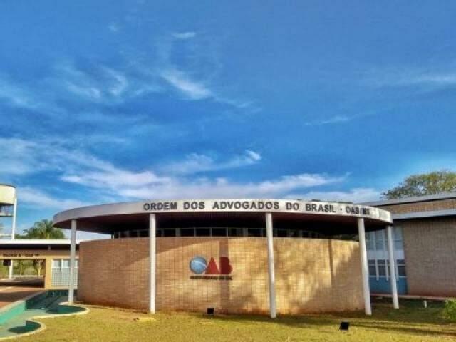 Eleição na OAB-MS aconteceria em 20 de novembro e, agora, deve ser adiada em, no mínimo, cinco dias. (Foto: Arquivo)