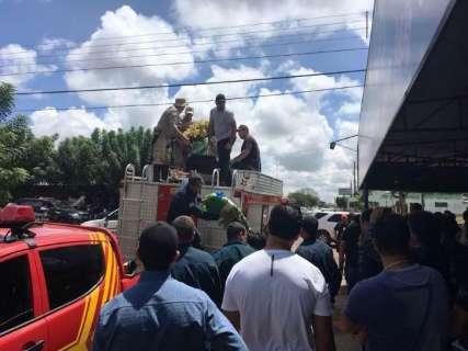 Sete policiais foram mortos em MS desde 2012 na fronteira com o Paraguai