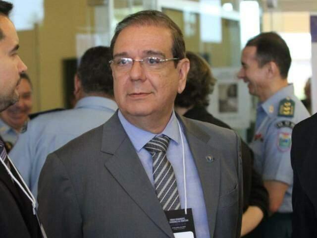 Chefe da Polícia Civil, Marcelo Vargas. (Foto: Saul Schramm).