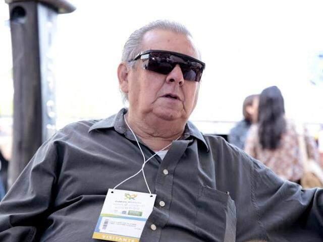 """""""Eu estava esperando uma consulta faz muito tempo"""", diz Celso Firmino (Foto: João Garrigó/Governo do Estado)"""