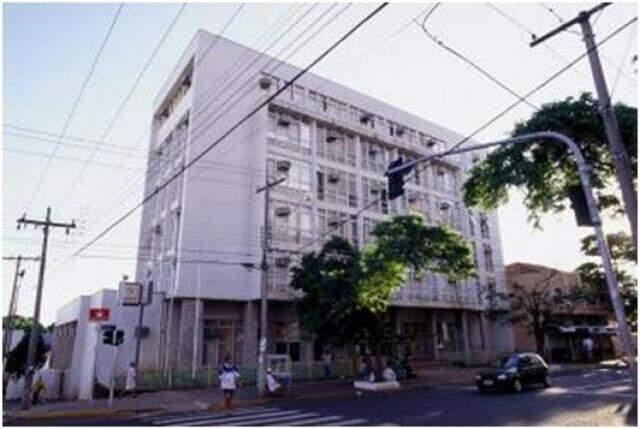 Edificio do INSS.