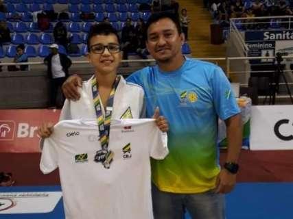 Judocas do Estado são convocados para Pan-Americano de Guayaquil