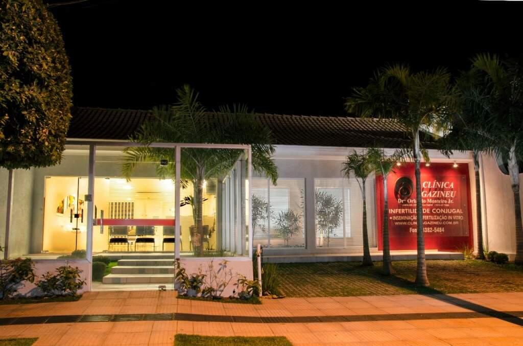 A clínica fica na Rua São Paulo, 907 (Foto divulgação).