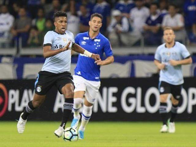Jogaço no Mineirão terminou com seis gols ao todo (Foto: Grêmio FBPA/Daniel Coelho/Agência PressDigital)