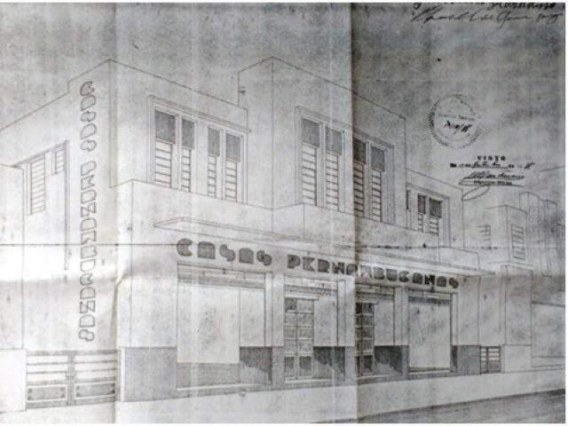 Projeto do Colégio Dom Bosco.