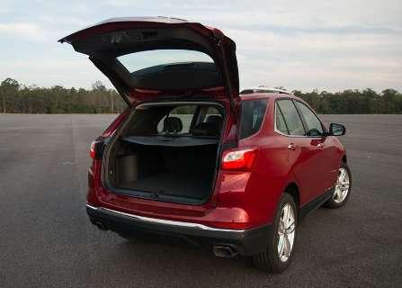 Chevrolet lança o SUV Equinox 2.0 Turbo