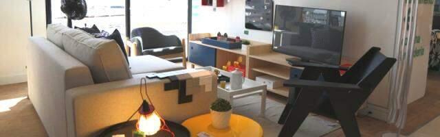 Ambientes servem como sugestões para pequenos espaços.