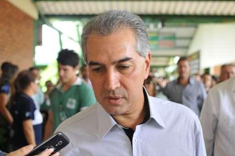 Reinaldo se reúne com comissão em Brasília para tratar da lei Kandir