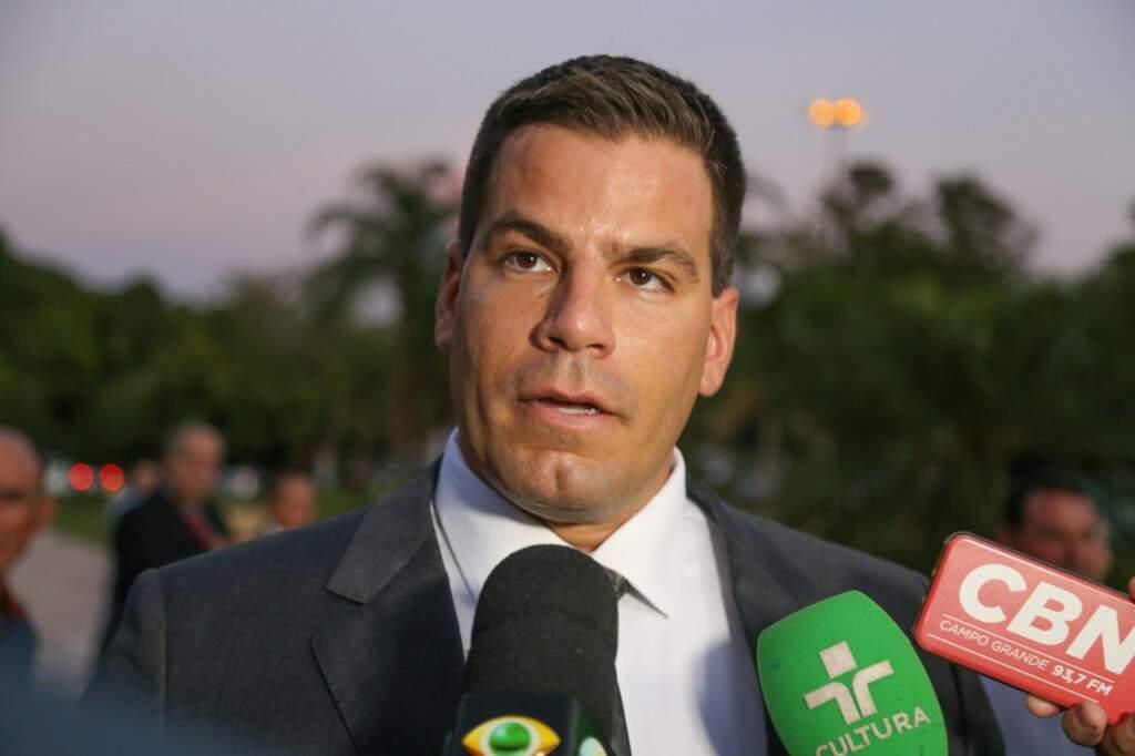Capitão Contar rompe acordo e ameaça disputar 1ª secretaria da Assembléia -  Política - Campo Grande News