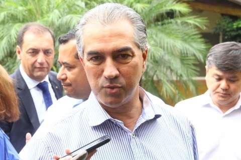 Reinaldo rejeita proposta e diz que dívida com a União é impagável
