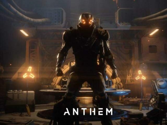 Anthem é um jogo que vem dividindo opiniões e causando muita curiosidade.