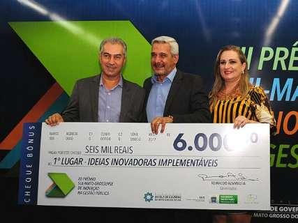 Governo entrega prêmios a servidores por projetos de gestão