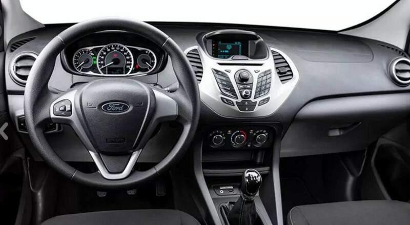 Ford divulga oficialmente os preços do novo KA