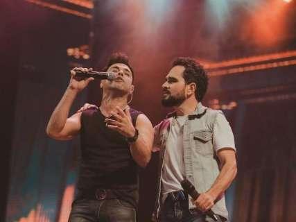 Zezé di Camargo e Luciano abrem edição 2019 do Festival América do Sul