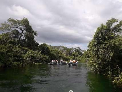 Cruzeiro Fluvial com aventuras, passeios e descobertas no Pantanal