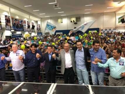 Sem apoio definido ao Governo, PRB confirma Pedro Chaves à reeleição