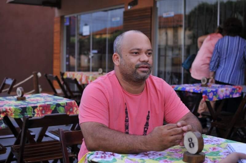 Jaques montou o negócio quando decidiu mudar com a família para a Capital. (Foto: Alcides Neto)