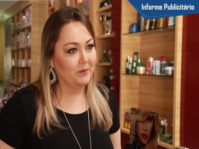 Ana Laura transformou a carreira e hoje é empresária bem sucedida do setor. (Foto: André Bittar)