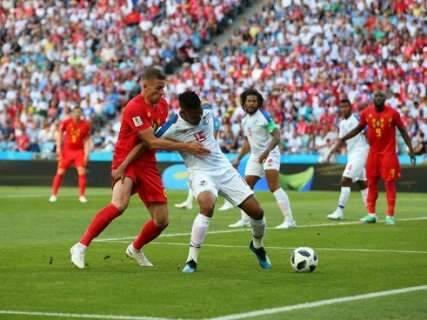 Bélgica confirma favoritismo ao vencer o Panamá por 3 a 0