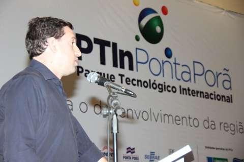 Cidade da fronteira cria primeiro parque tecnológico do Centro-Oeste